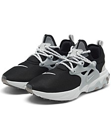 Women's React Presto Casual Sneakers from Finish Line