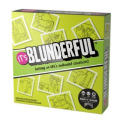Us Playing Card Company It's Blunderful