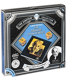 Albert Einstein's Six Square Challenges