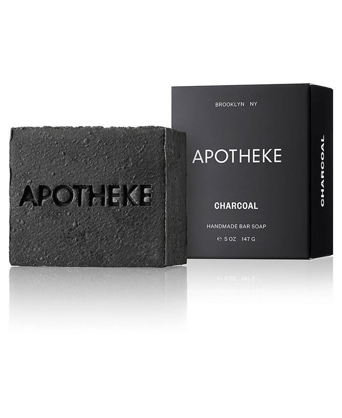 APOTHEKE - Charcoal Bar Soap, 5-oz.