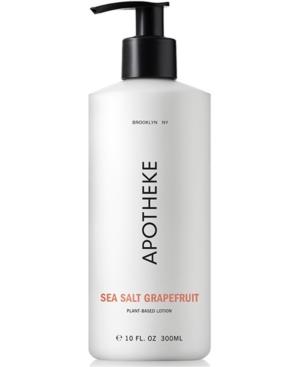 Sea Salt Grapefruit Lotion