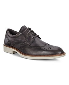 Men's Biarritz Brogue Derby Oxford