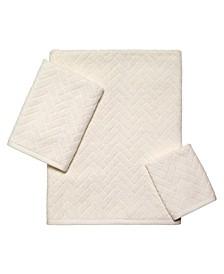 Herringbone Washcloth