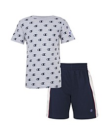 Toddler Boys 2 Piece  Set