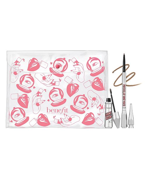 Benefit Cosmetics Major Brow Steal - Precisely My Brow Pencil Gimme Brow+ Eyebrow Duo Set
