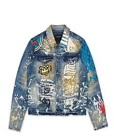 Men's King of The City Denim Jacket