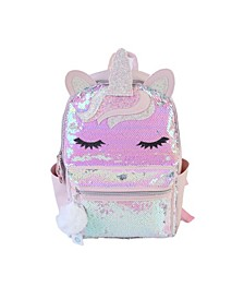 Unicorn Sequins Backpack