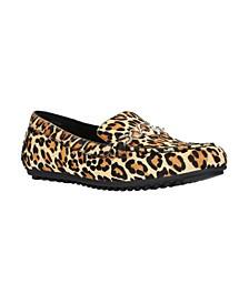 Elizabeth Comfort Ornamented Loafers