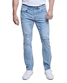 Men's Athletic Slim Cut 5 Pocket Jean