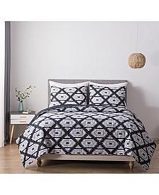 Sonoma Full/Queen Cotton Quilt and Sham Set