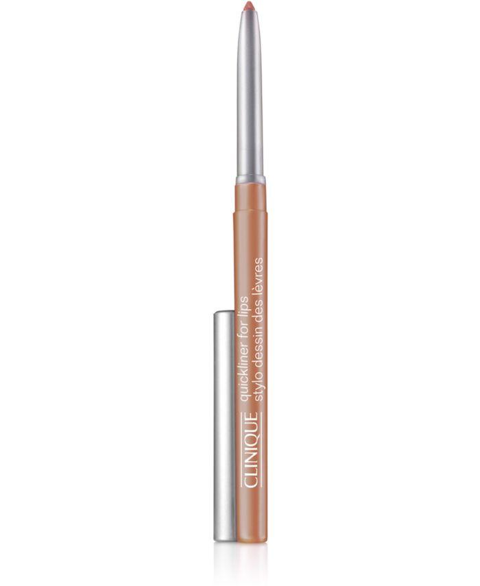 Clinique Quickliner for Lips, 0.01 oz. & Reviews - Makeup - Beauty - Macy's