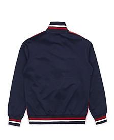 Men's New Tri Color Track Jacket - DNU