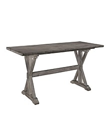 Homelegance Springer Counter Height Dining Room Table