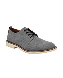 Men's Garson Wool Lace-Up Casual Oxfords