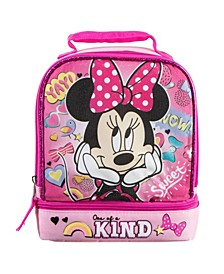 Minnie Mouse Dual Lunch Kit