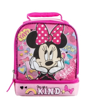 Bioworld Minnie Mouse Dual Lunch Kit