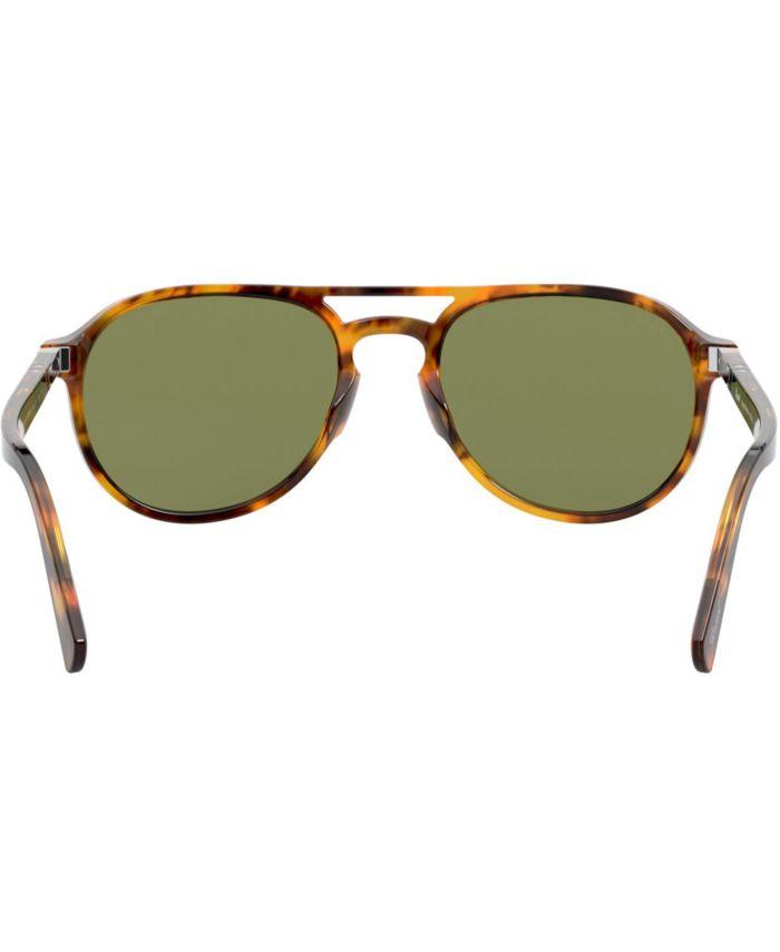 Persol Sunglasses, 0PO3235S & Reviews - Sunglasses by Sunglass Hut - Handbags & Accessories - Macy's