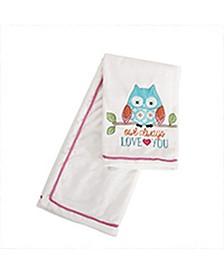 Baby Camille Crib Blanket