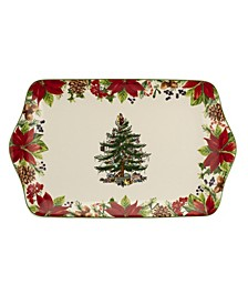 Christmas Tree Annual Dessert Tray