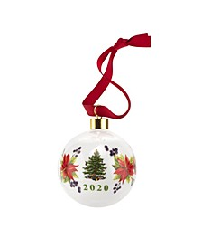 Christmas Tree Annual Bauble