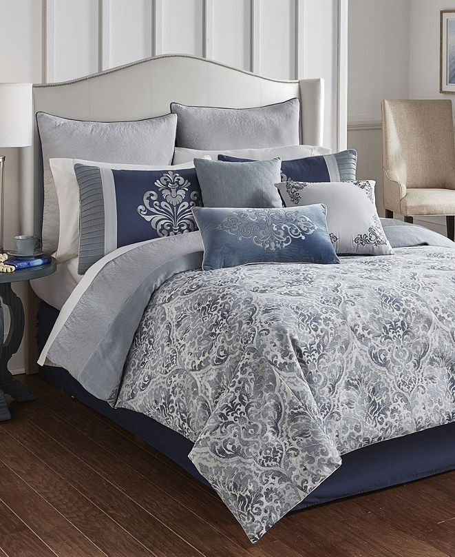 Riverbrook Home Clanton 10 Piece King Comforter Set