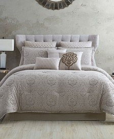 Kenetic 9 Piece Queen Comforter Set