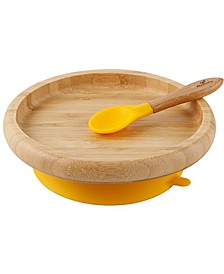 Bamboo Classic Plate Spoon