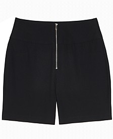 Plus Size Biker Shorts, Created for Macy's