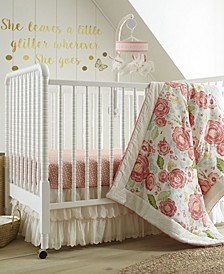 Baby Charlotte Crib Bed Set of 5