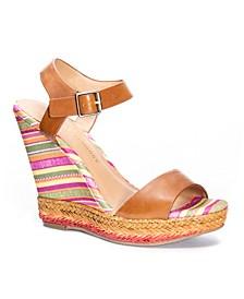 Mahalo Women's Wedge Sandals