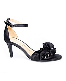 Ruffle Women's Dress Sandals