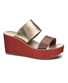 Ollie Women's Wedge Sandals