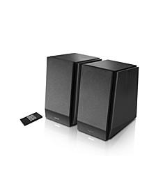R1850DB Powered Bookshelf Speakers