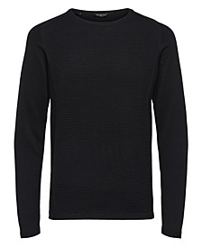 Men's Ribbed Lightweight Sweater
