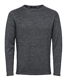Men's Ribbed Lightweight Sweater
