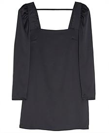 Long-Sleeve Mini Dress, Created for Macy's