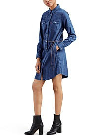 The Ultimate Western Shirtdress