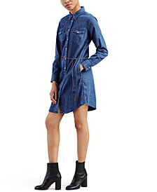 Levi's® The Ultimate Western Shirtdress