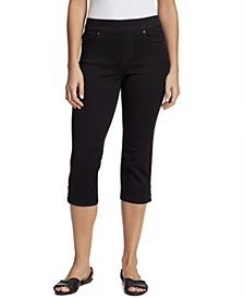 Women's Avery Pull-On Capri