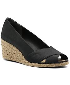 Women's Bailee Espadrille Wedge Sandal