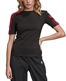Women's Sonic Trefoil Crewneck T-Shirt