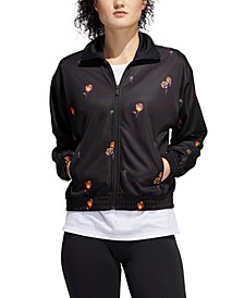 Women's Floral Track Jacket
