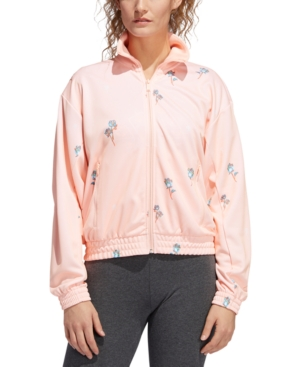 Adidas Originals ADIDAS WOMEN'S FLORAL TRACK JACKET