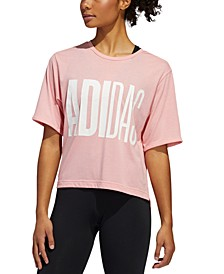 Women's Puff Print T-Shirt