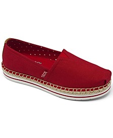 Women's Bobs Breeze - New Discovery Slip-on Casual Sneakers from Finish Line