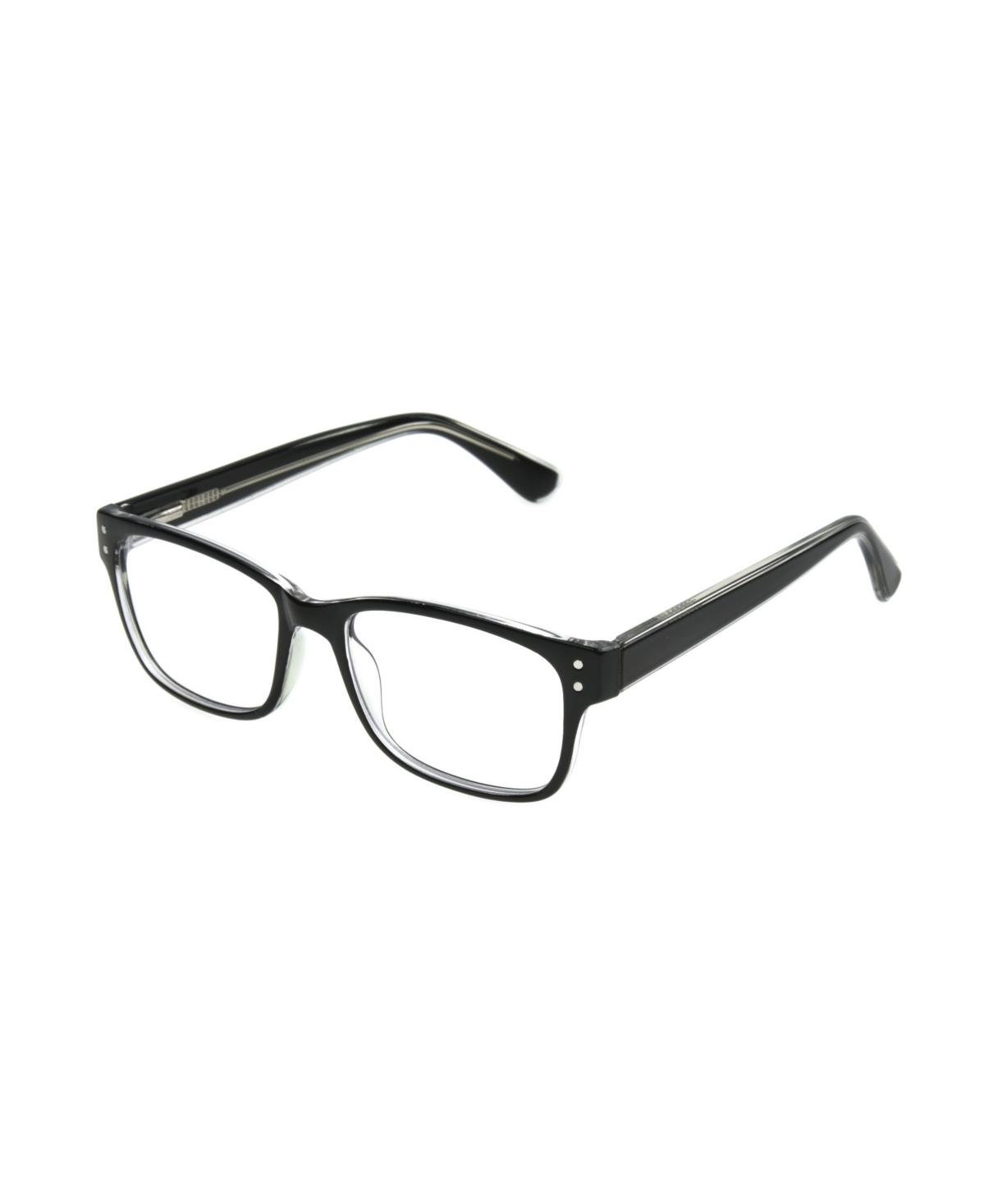 Foster Grant Tristan Men's Square Reading Glasses