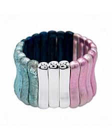 Ombre Patina Stretch Bracelet