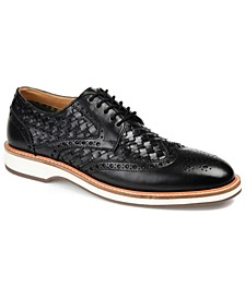 Men's Radcliff Woven Wingtip Derby Shoe