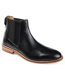 Men's Corbin Plain Toe Chelsea Boot