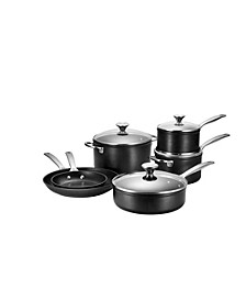 Toughened Nonstick Pro 10-Pc. Cookware Set
